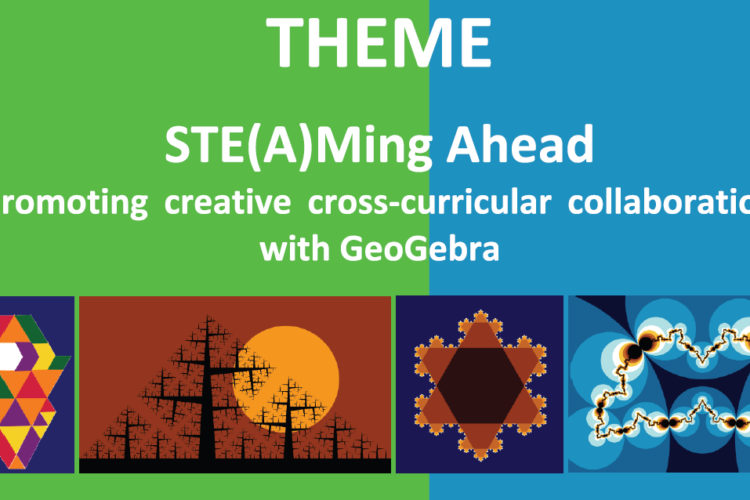 STE(A)Ming Ahead in Africa! Experience Workshop's director, Kristóf Fenyvesi is keynote of GeoGebra Conference and leading 4Dframe math-art activities in South Africa