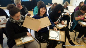 Maths in Motion Erasmus+ training with Experience Workshop in the