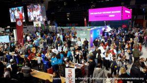 Az ÉlményMűhely a tallinni ROBOTEX robotika-oktatási