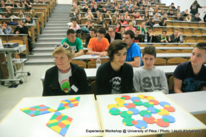 """Megújult a """"Poliuniverzum az Iskolai Oktatásban"""" nemzetközi Erasmus+ projektünk honlapja"""