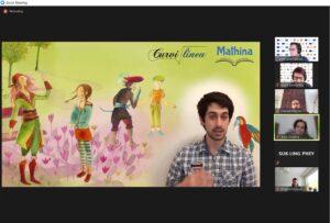 MATHINA presentations on youtube