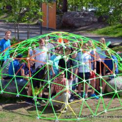 Erasmus+ Kick Off with Experience Workshop in Finland: KIDS INSPIRING KIDS IN SCIENCE, TECHNOLOGY, ENGINEERING, ARTS & MATHEMATICS!