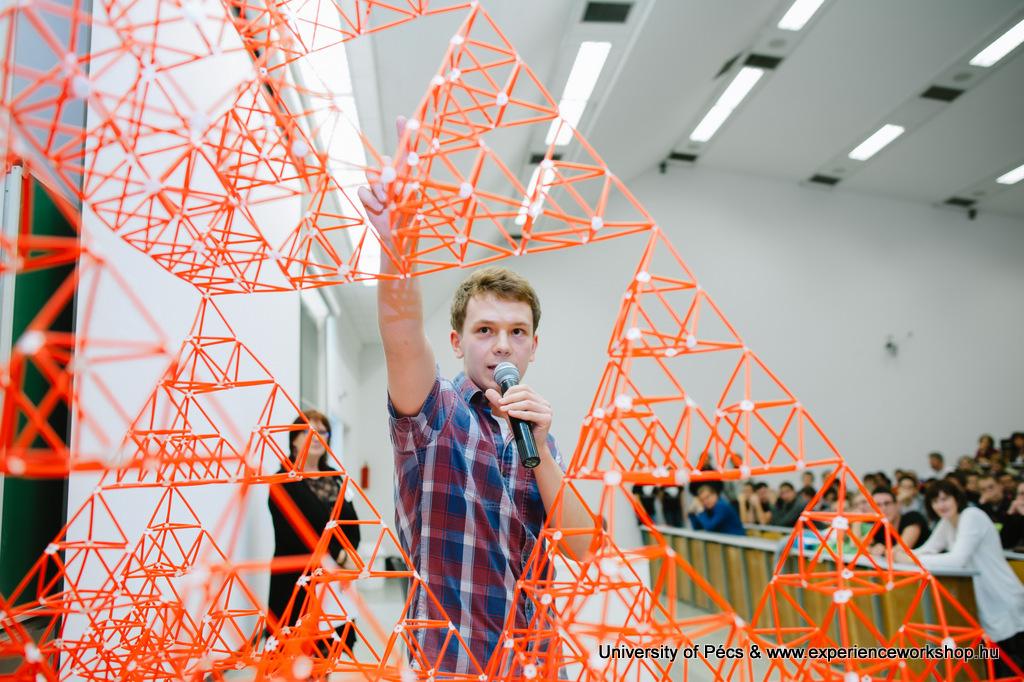 Experience Workshop's STEAM Festival @ University of Pécs