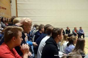 A Christmas-spirited visit to Mänttä by Experience Workshop's Hallå STEAM-team / Ett besök i Mänttä i adventstid