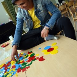 Haresh Lalvani's Pentiles brought fun and surprises for the participants of Experience Workshop's SILLAT project in Finland
