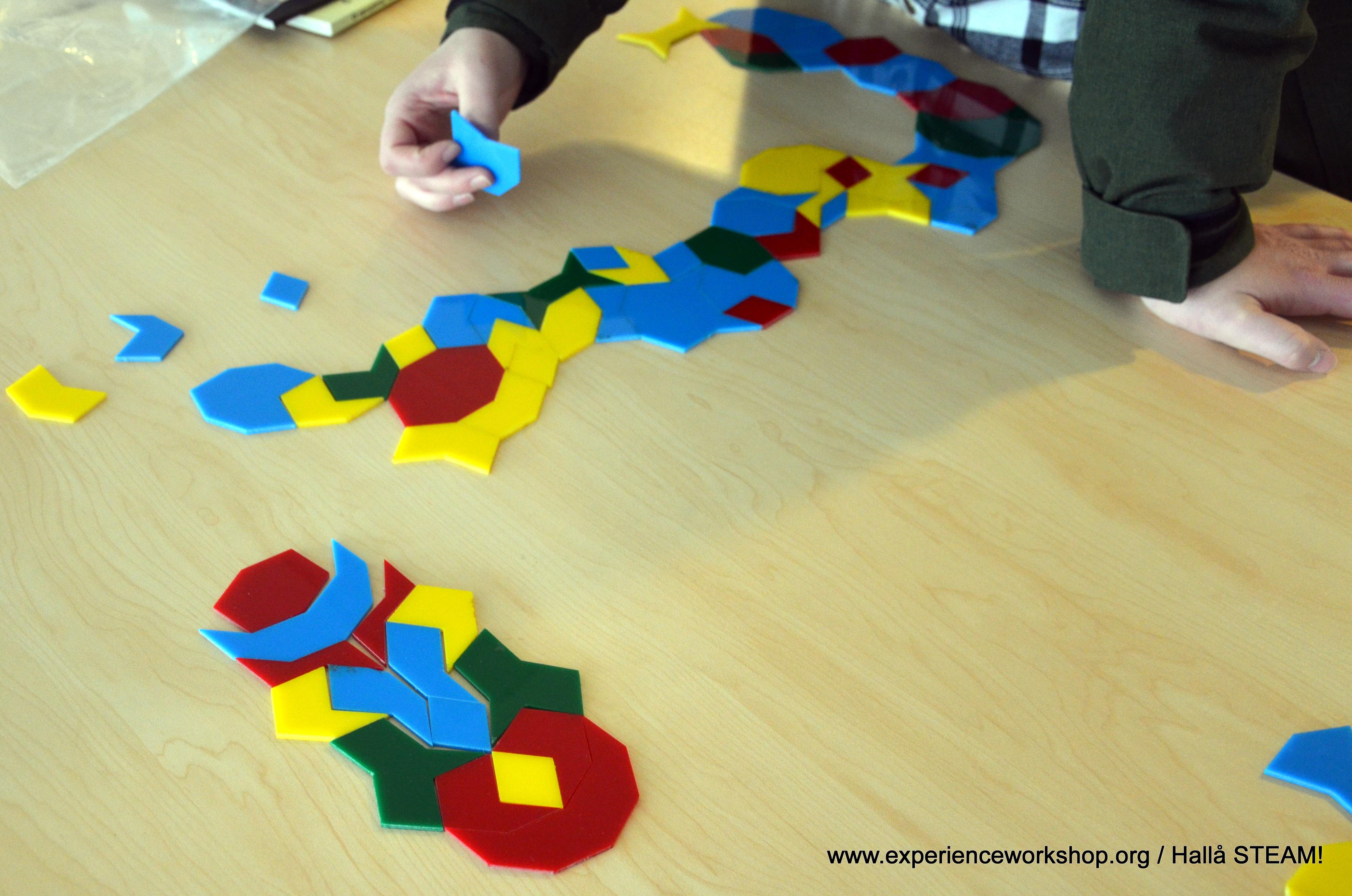 Az ÉlményMűhely svéd nyelvű STEAM programsorozata