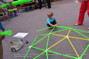 Symmetry Festival 2016's Family Day, coordinated