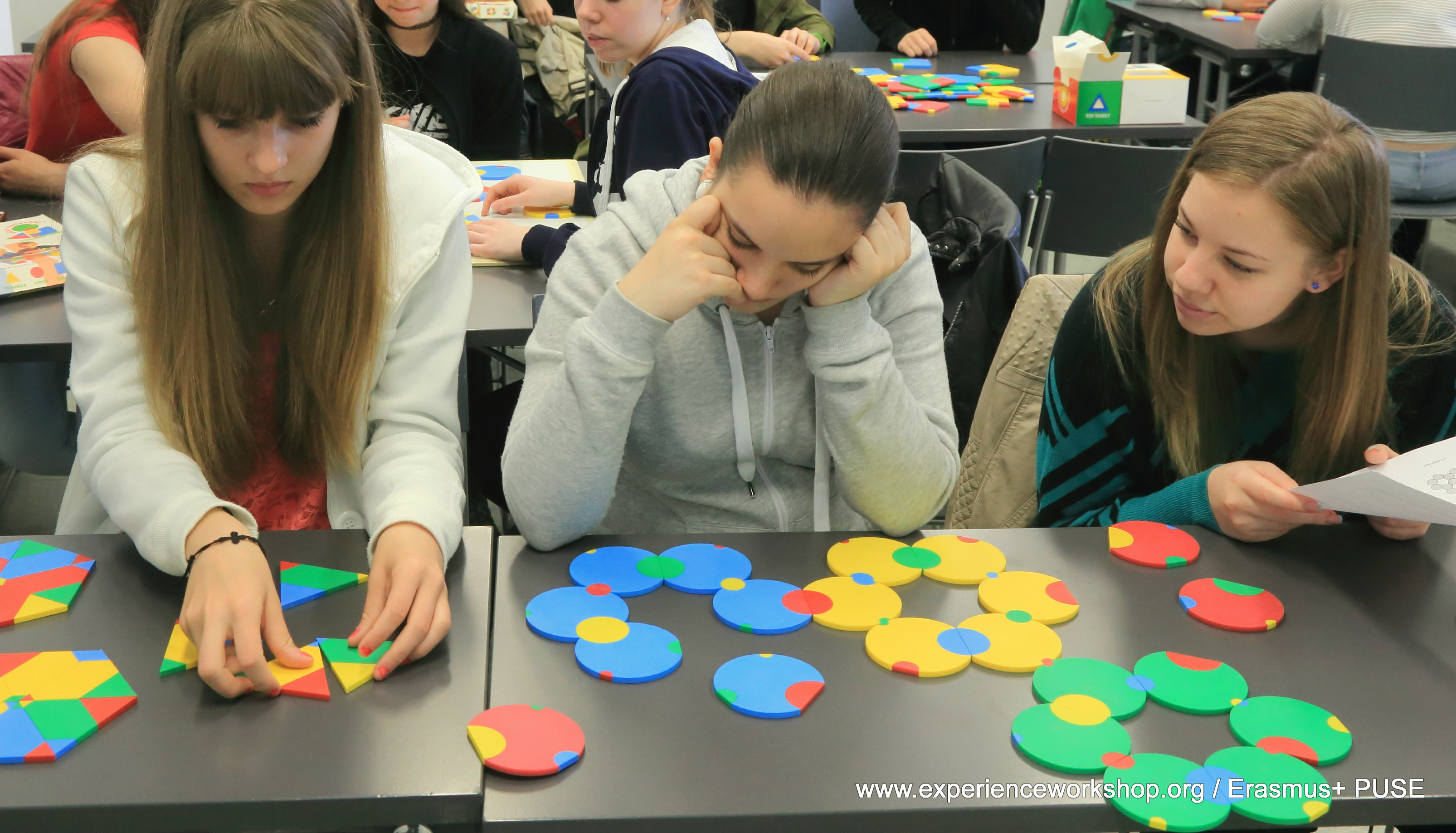 Poly-Universe in School Education Erasmus+ dissemination event at Finland's top STEM Education Meet-up in the University of Jyväskylä