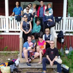 """A finnországi Élményműhely adott otthont a """"Poly-Universe in School Education"""" Erasmus+ projekttalálkozónak"""