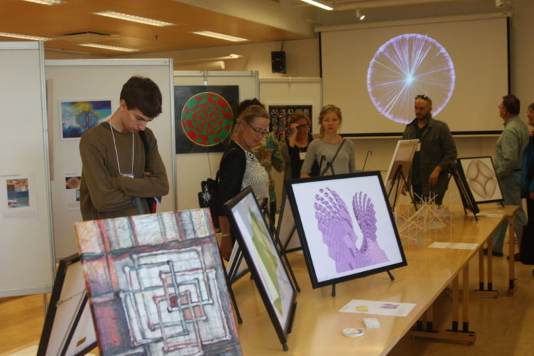 Travelling Exhibition of Mathematical Art