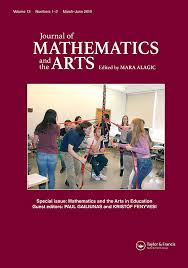 Journal of Mathematics and the Arts: Have the Full Special Double Issue on Education for FREE NOW!