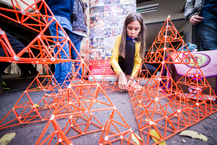 September 6-16, 2018: Experience Workshop is for the 3rd time at Helsinki Design Week! Visit our STEAM Playground at the largest design festival in the Nordic countries