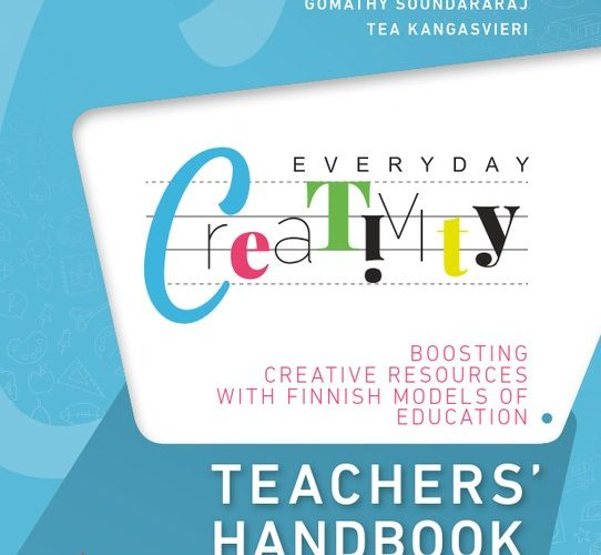 Book launch: EVERYDAY CREATIVITY (Eds. Tamás Péter Szabó, Kristóf Fenyvesi, Gomathy Soundararaj, Tea Kangasvieri)