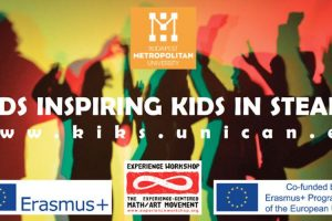 Kids Inspiring Kids in STEAM! Erasmus+