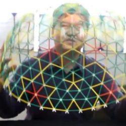 4D Frame geodesic dome