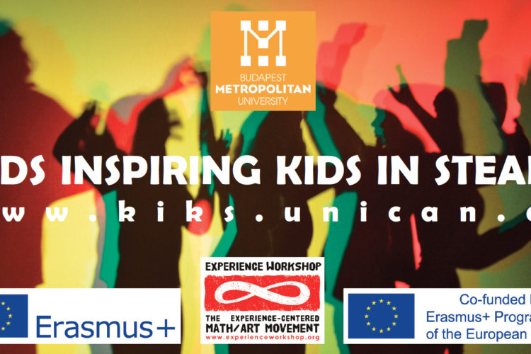 KIDS INSPIRING KIDS IN STEAM! Erasmus+ Closing Events with micro:bit, 4Dframe, GeoGebra and Experience Workshop's contribution in Finland and Hungary